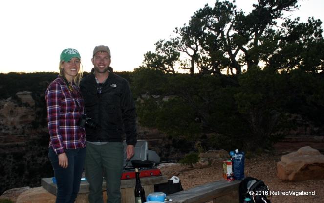Mark and Katrina - Wedding Point Sunset Picnic