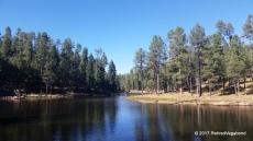 Wood Canyon Lake