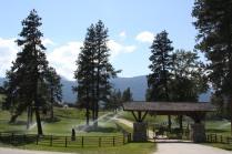 Chief Joseph Ranch Entrance